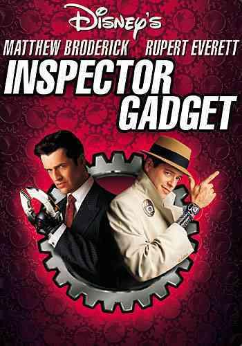 INSPECTOR GADGET BY BRODERICK,MATTHEW (DVD)